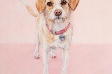 Portrait of Rosie